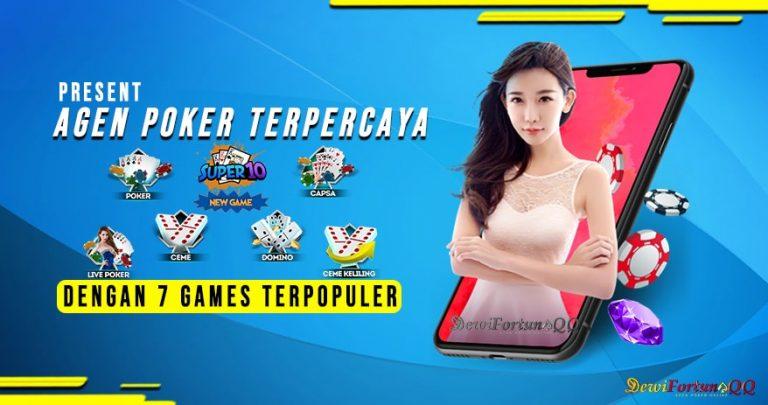Agen Terpercaya Menyediakan Permainan Poker Online