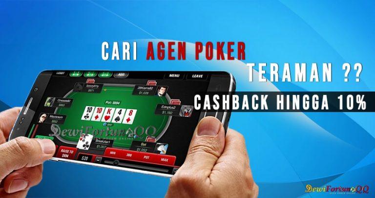 Cara Mengetahui Dan Memilih Agen Poker Teraman