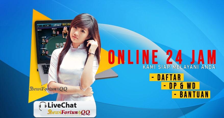 Fungsi Live Chat Poker Dalam Situs Judi Poker Terpercaya