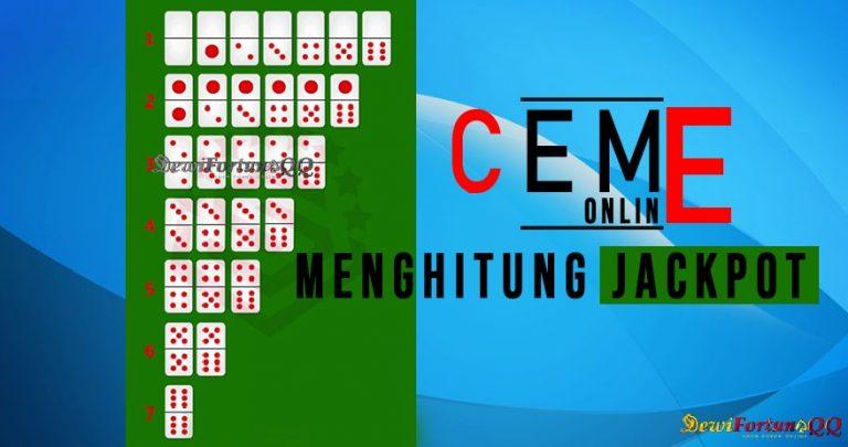 Tutorial Tentang Cara Bermain Ceme Dan Menghitung Jackpot Ceme 2 Kartu